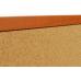 Korková tabuľa v MDF ráme (200x100 cm)